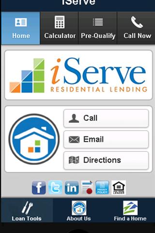 iServe Residential Lending