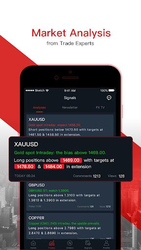 Vantage FX - Forex Trading  Paidproapk.com 5