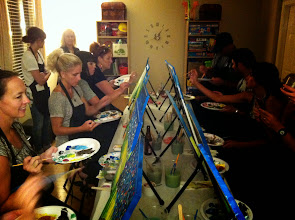 Photo: Painting Party