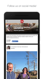 Compassion Services- screenshot thumbnail