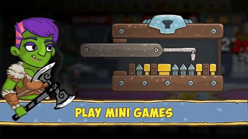 Let's Journey - idle clicker RPG - offline game filehippodl screenshot 3