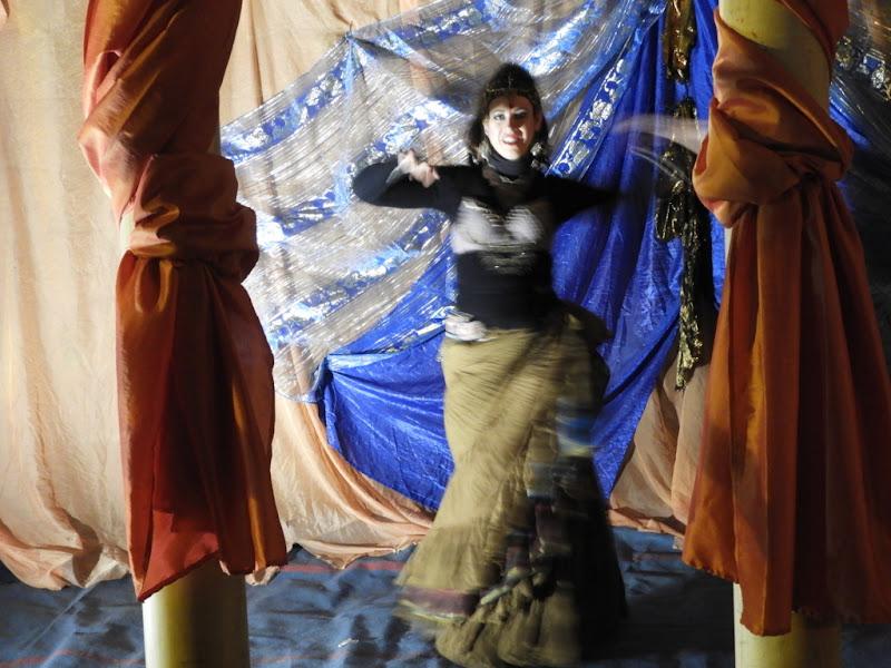 Danzatrice di claudio_sposetti