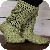 Crochet Slipper Ideas