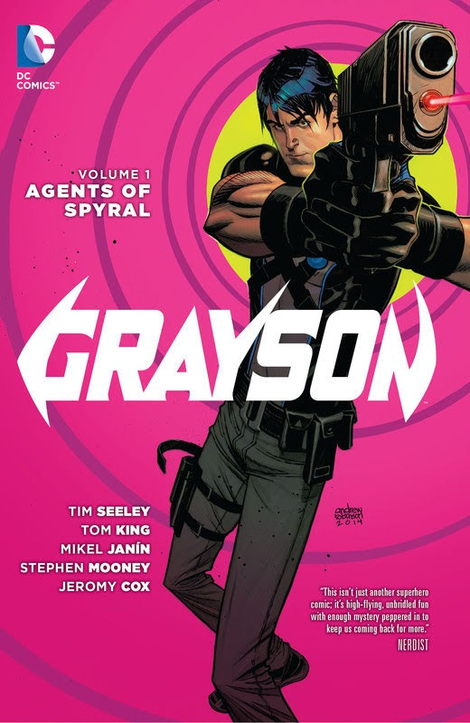 Grayson: Collected Editions (2015) - complete