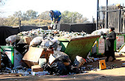 Waste-Preneurs' waste depot in Greenside  faces closure after receiving an eviction notice from the City of Johannesburg.