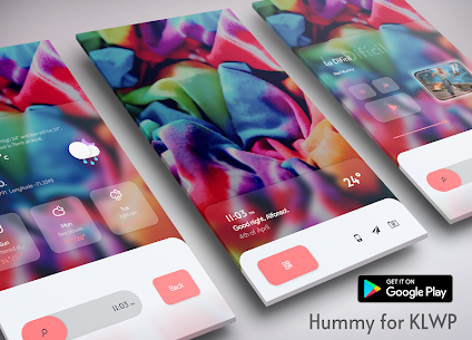 Hummy for KLWP 1.0 Latest APK Free Download 1