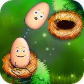 Egg Catch: The Eggs game