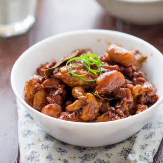 Filipino Main Dishes Chicken Recipes.