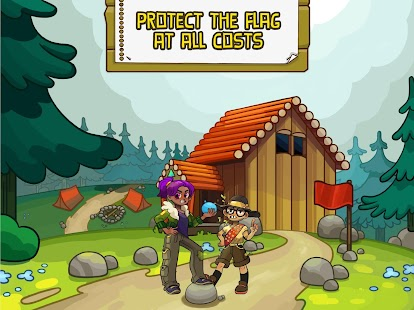 Save The Camp!- screenshot thumbnail