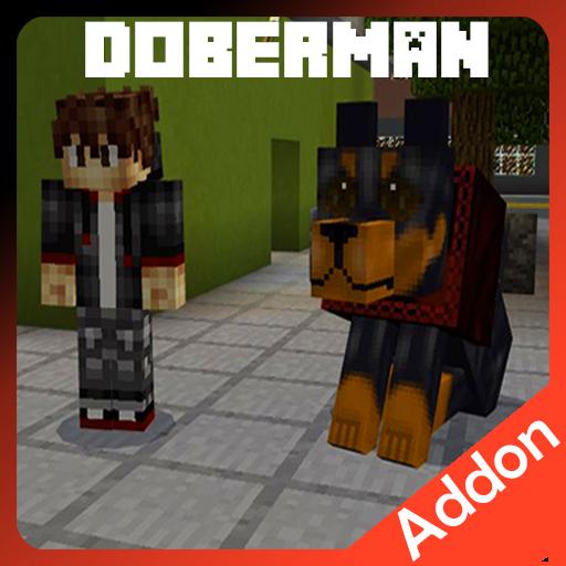 Doberman Dog Add-on for Minecraft 2.0 screenshots 4