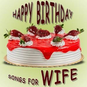 verjaardag vrouw liedje