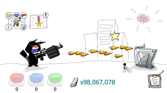 Grow Hidden Weapons : Stickman Clicker - náhled
