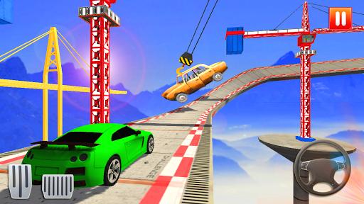 Mega Ramp Car Racing Stunts 3d Stunt Driving Games 1.1.5 screenshots 2