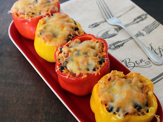 Side Dish Stuffed Peppers Recipe