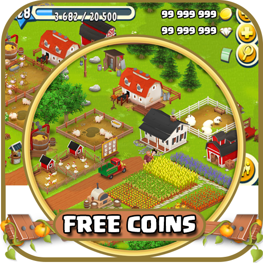 Unlimited Coins Hay Day prank