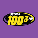 Stereo 100 icon