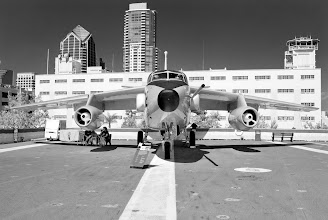 Photo: EKA-3 Skywarrior