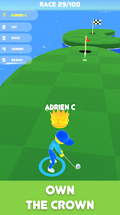 Golf Race - World Tournament 1.5.1 APK + Mod (Unlimited money) for Android