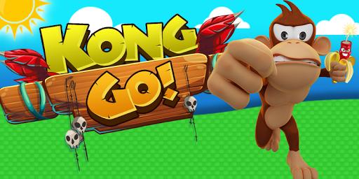 Kong Go! capturas de pantalla 9