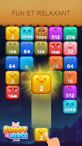 Jeux De Nombres Pour 2048 Gratuit Francais  captures d'u00e9cran 1