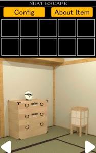 "Escape ""Japanese-style room"" screenshot 8"