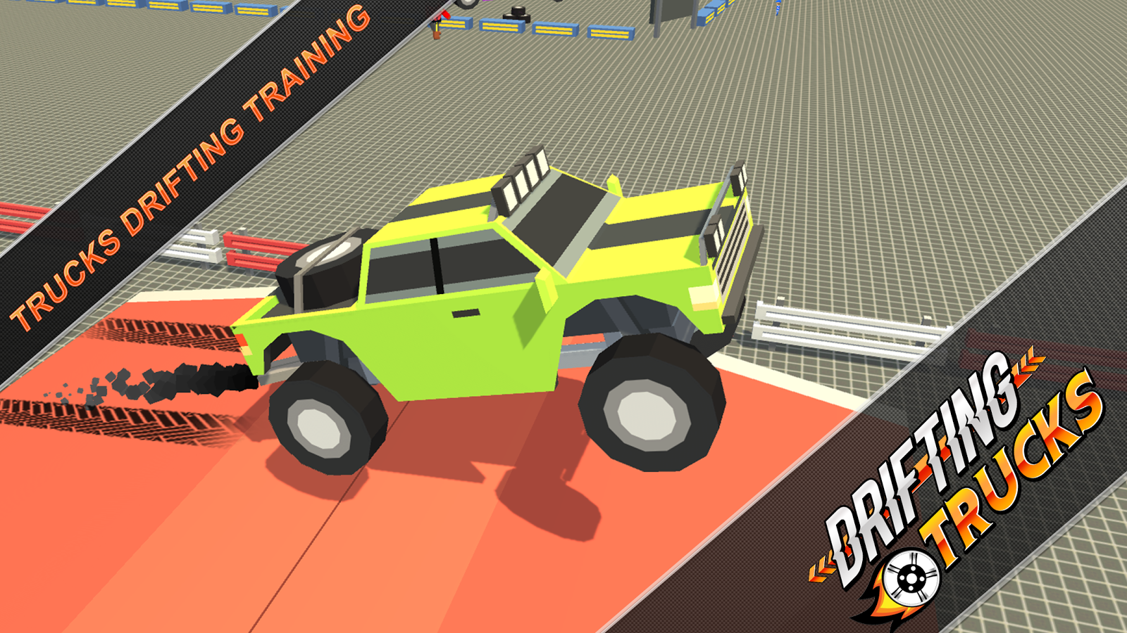 Drifting Trucks : Rally Racing - Android Apps on Google Play