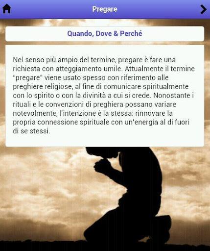 Come Pregare