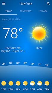 Download Weather  apk screenshot 1