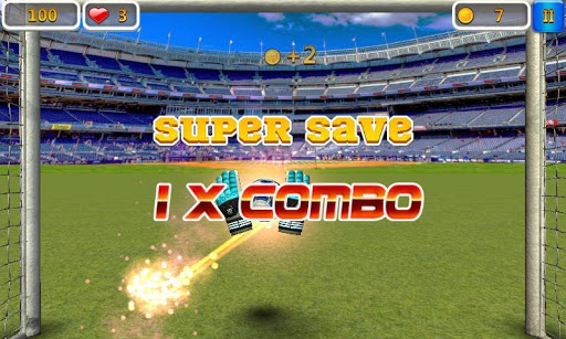 Super Goalkeeper - Soccer Game 1.35 de.gamequotes.net 1