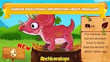 Dino Farm - Dinosaur games for kids screenshot 2
