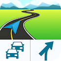 GPS , Maps , Navigations & Directions Tracker icon