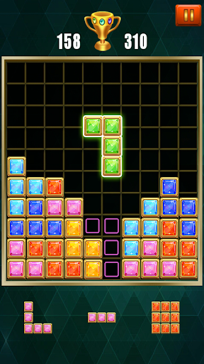 classic block puzzle game screenshot 1