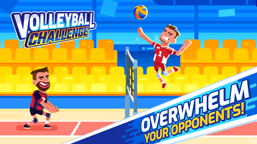 Volleyball Challenge - volleyball game 1.0.23 screenshots 1
