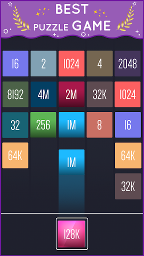 X2 Blocks - Merge Puzzle screenshot 3