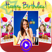 Birthday Video Maker With Song
