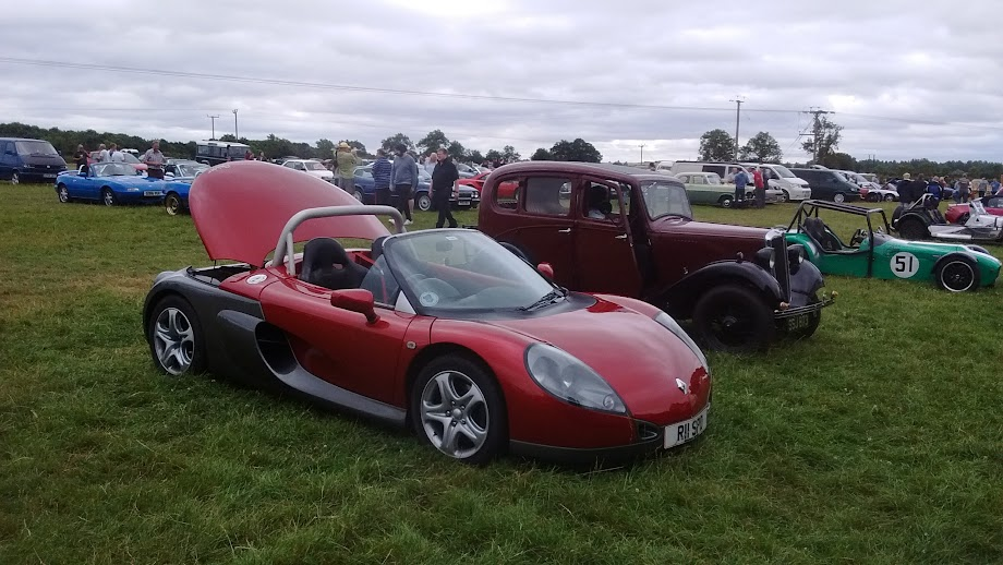 Renault Spider at