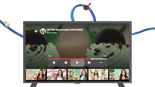 YouTube Kids for Android TV 4