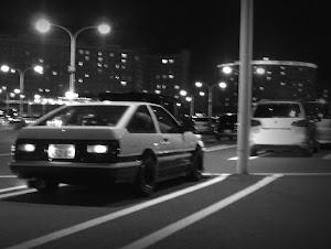 スプリンタートレノ AE86のカスタム事例画像 幸平@転勤族さんの2020年04月25日23:45の投稿