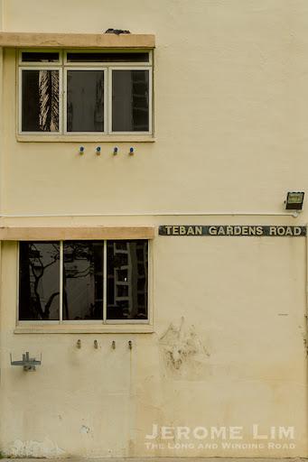 A memory of the JTC flats at Kampong Java Teban