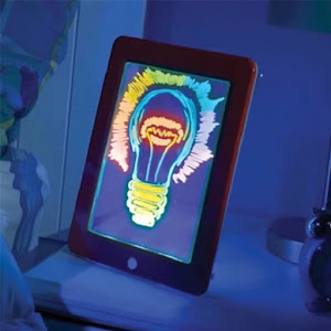 Tableta desen Magic Pad 8 efecte luminoase