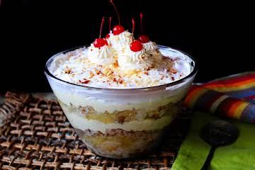 Hawaiian Dream Trifle