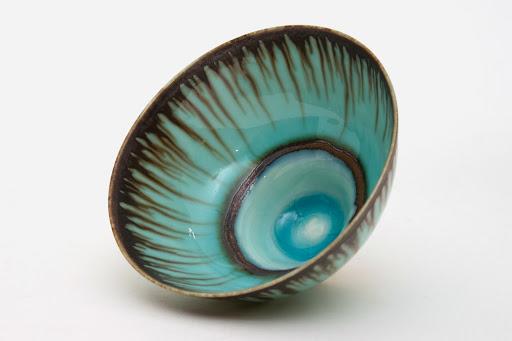 Peter Wills Porcelain Bowl 057