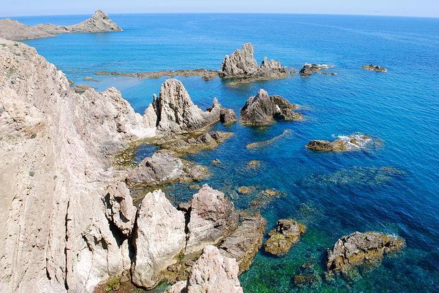 Parque Natural Marítimo-Terrestre Cabo de Gata-Níjar