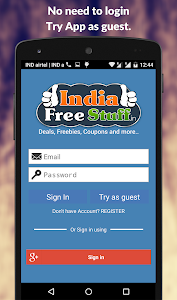 IndiaFreeStuff Deals Coupons screenshot 0