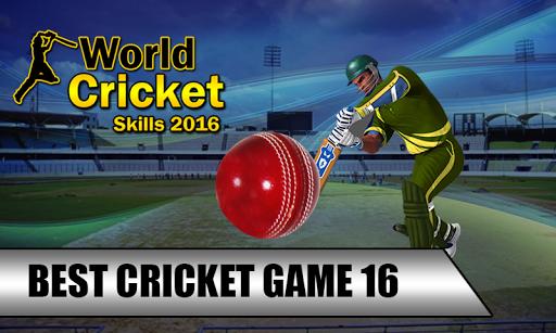 World Cricket Skills 2016 Cup