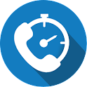 CallE Indian Call Timer icon
