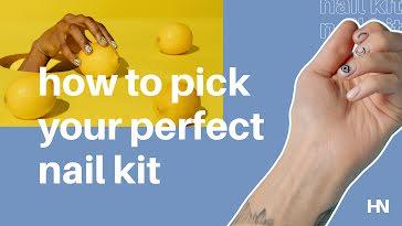 Perfect Nail Kit - YouTube Thumbnail template