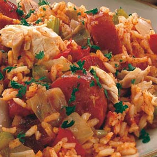 Weight Watchers Chicken Jambalaya