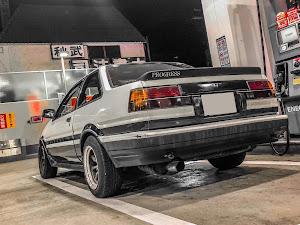 カローラレビン AE86 GT-APEXのカスタム事例画像 オヤジJr.【OYAGE Jr.】さんの2020年12月15日19:56の投稿