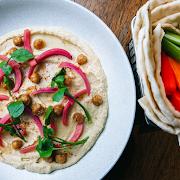 Grilled Pita & Hummus